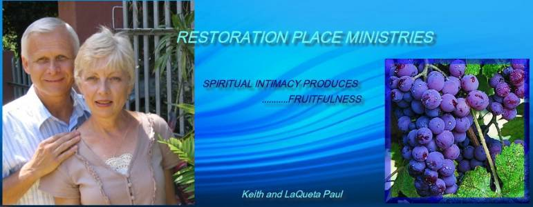 Ministry Booking, Keith and LaQueta Paul